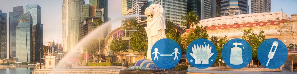 コロナ ウィルス シンガポール