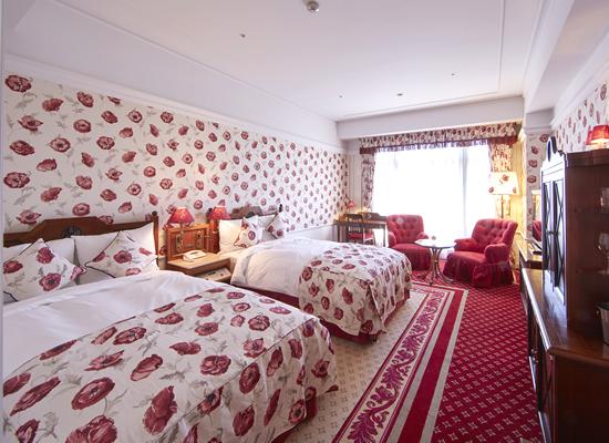 ハウステンボス_ホテルヨーロッパ_客室一例(イメージ)