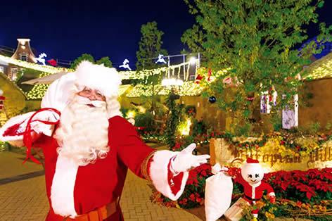 ハウステンボス クリスマス