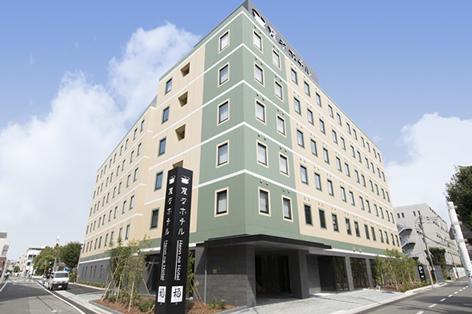 変なホテル東京羽田(イメージ)