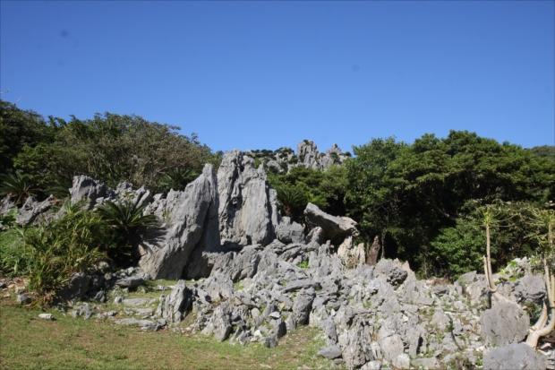 2億年かけて作られた神々の巨大彫刻群「大石(だいせき)林山」