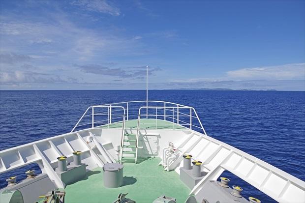 渡嘉敷島へのアクセスと島内交通、宿泊事情