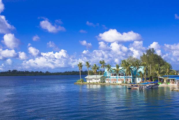 2012年ユネスコ世界遺産に登録された美しい楽園「パラオ」