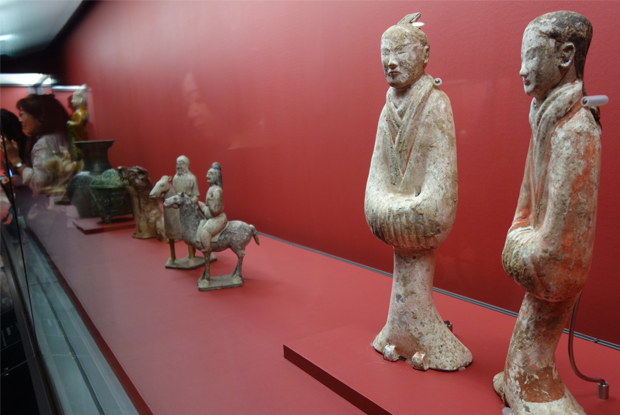 故宮博物院、展示物3