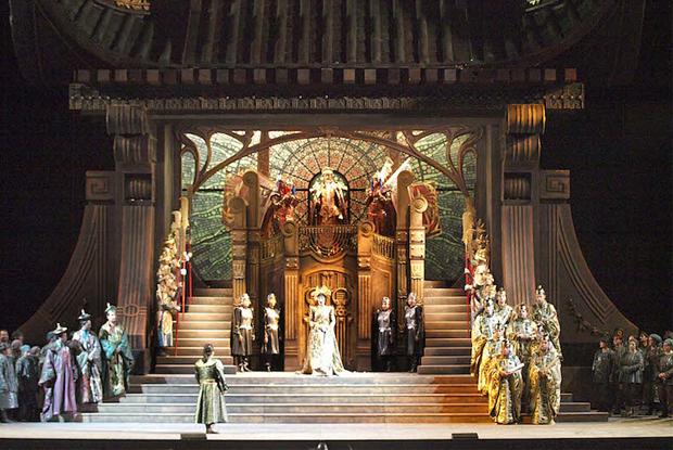 イタリアのオペラ3