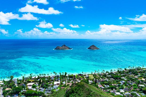 ハワイカイルアビーチ