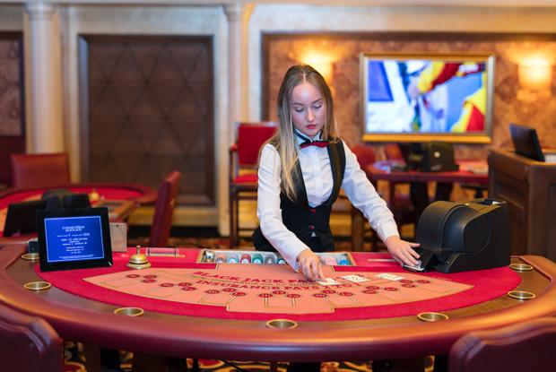 マリーナベイサンズのカジノ