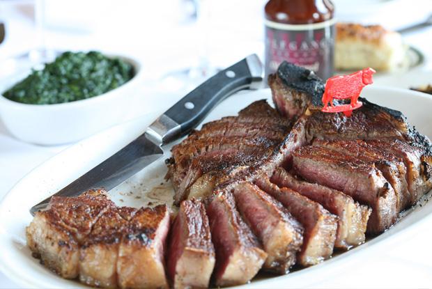 ハワイのウルフギャング・ステーキハウス「28日熟成肉」で自分に最高級のご褒美を