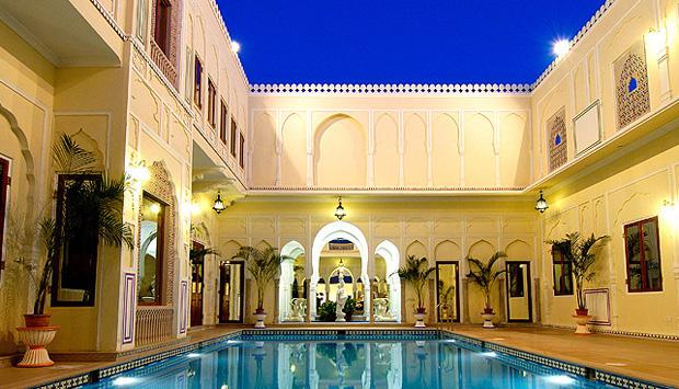 Raj Palace (ラージ パレス)プール