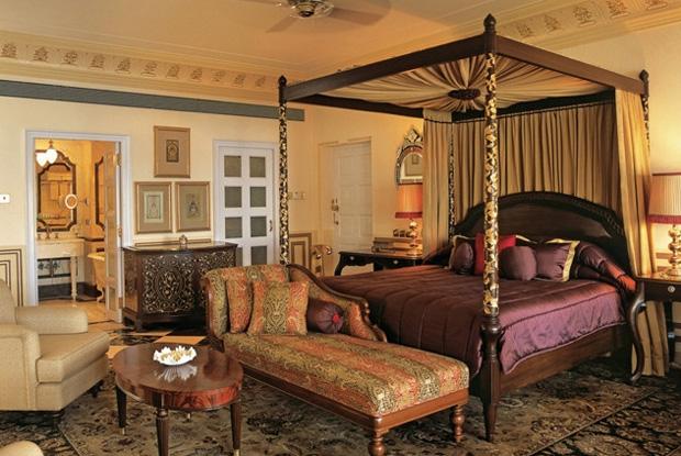 Taj Lake Palace Udaipur (タージ レイクパレス ウダイプール)客室