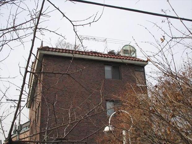 ソウル『美しき日々』の「ヨンスとナレの家」