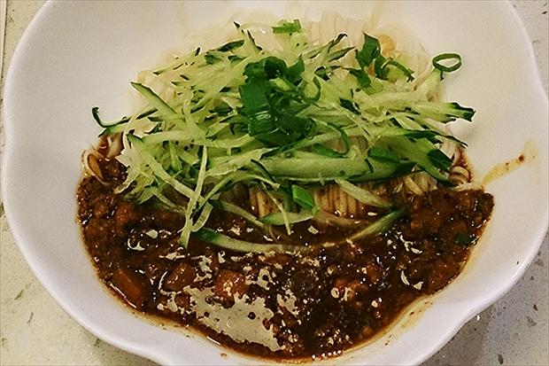 香港好旺角麺家(英語名:GoodHopeNoodle)のジャージャー麺