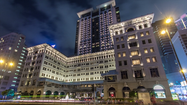 香港の高級ホテル「ザ・ペニンシュラ」