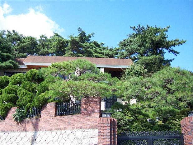 ソウル『美しき日々』ミンチョル邸