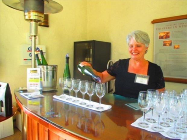 ナパバレーのワイナリーを訪れたら、テイスティングを楽しもう