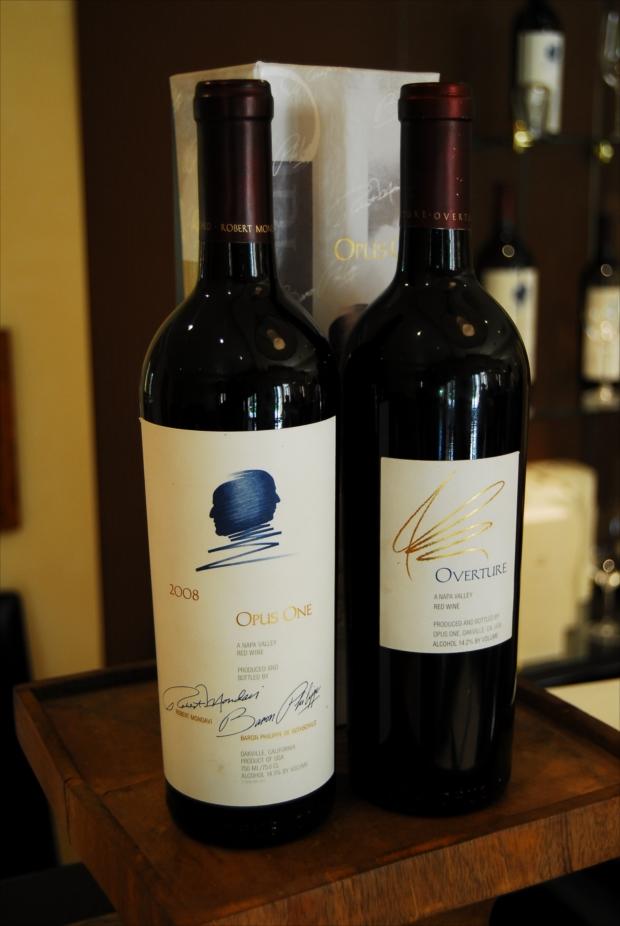 日本でも人気の高級ワイン「オーパスワン」