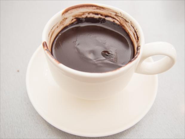 チョコレートの歴史や製造工程が見られる「チョコレート博物館」