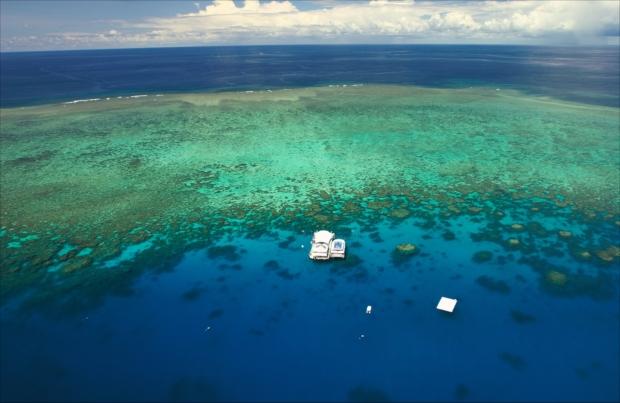 緑の宝石とよばれるグリーン島の絶景