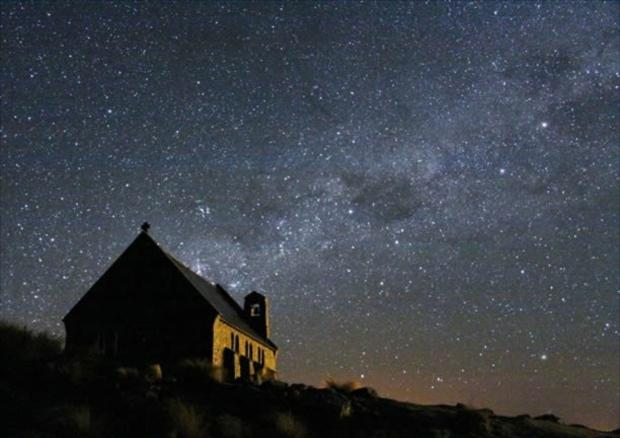 善き羊飼いの教会と星空の写真で一躍注目を浴び始めたテカポ