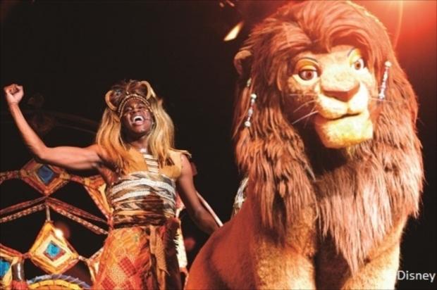気分はミュージカル観劇!「ライオンキング」