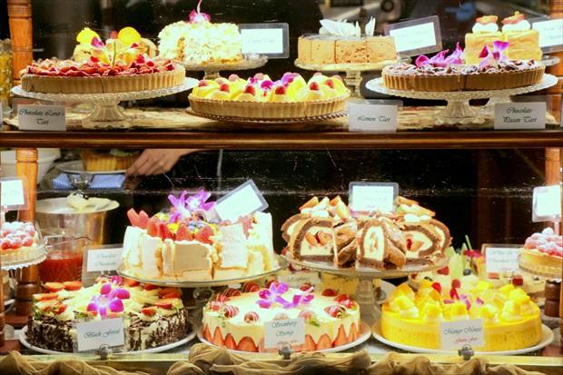 ケーキの他に朝食メニューなどフードも充実。インスタ映えもしそう(写真提供:浅井みらのさん)