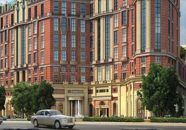 台湾の世界的高級ホテルとして名高いマンダリン オリエンタル台北