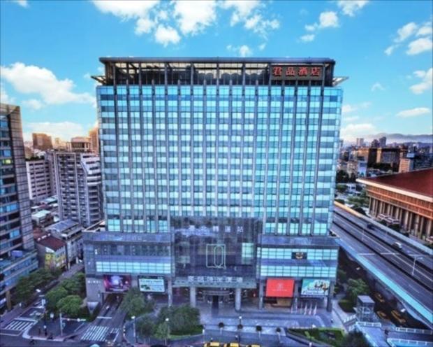 台北駅直結と、ロケーション抜群な台湾の高級ホテル「パレ デ シン」
