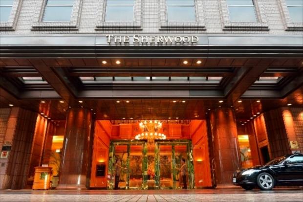 松山空港から最も近い高級ホテル ザシャーウッド台北