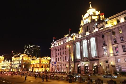 異国情緒たっぷりの上海の歴史的建造物の数々