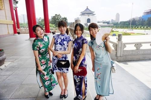 台北には女子旅にピッタリの観光スポットがたくさん