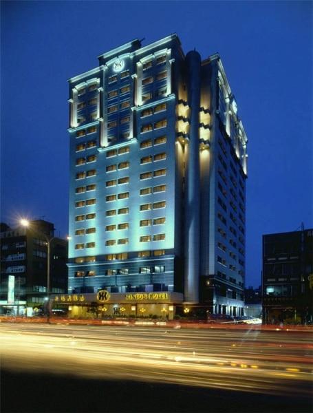 台北市内中心部にほど近く日本人観光客にも人気のホテル「サントスホテル」