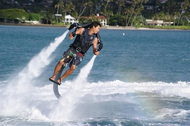 ハワイでもまだ取り扱っているツアー自体が少ないジェットパック