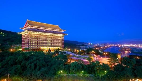 これぞ台湾の高級ホテル!台北の歴史遺産に登録されているグランドホテル台北