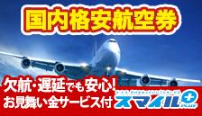 国内格安航空券