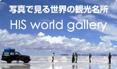 H.I.S. world gallery