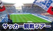 サッカー観戦ツアー