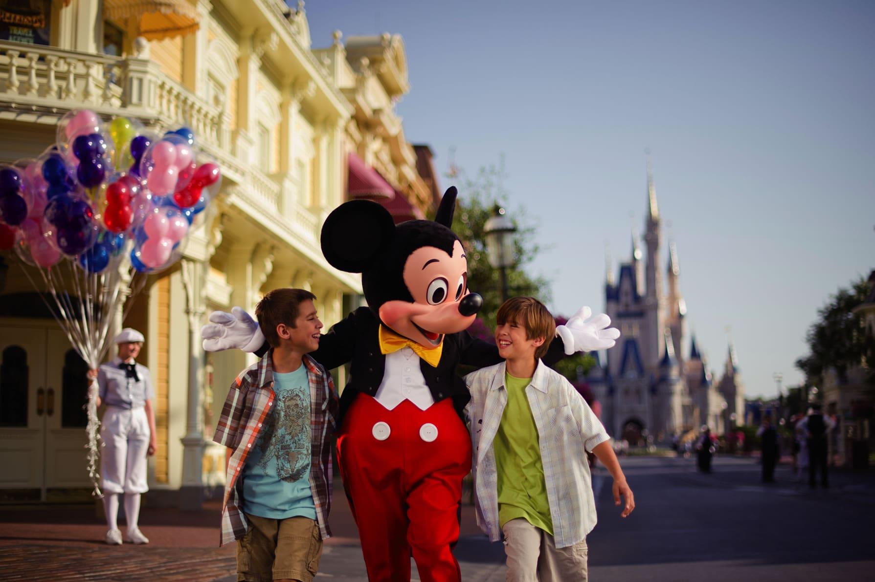 フロリダ ウォルト・ディズニー・ワールド・リゾート|h.i.s. 関西発
