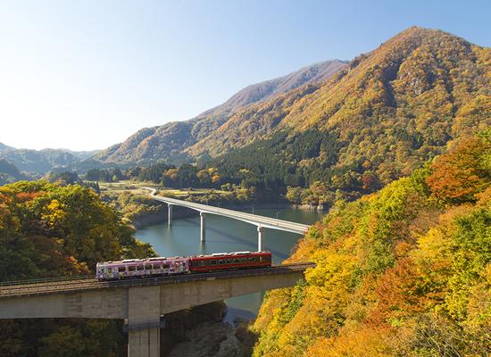 お座トロ展望列車(イメージ)