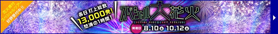 スペシャル大花火2019