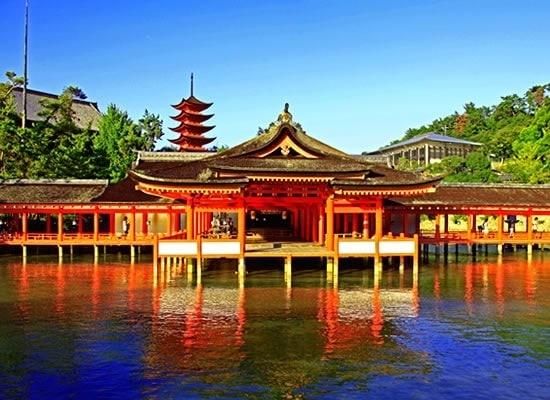 世界遺産 厳島神社(イメージ)