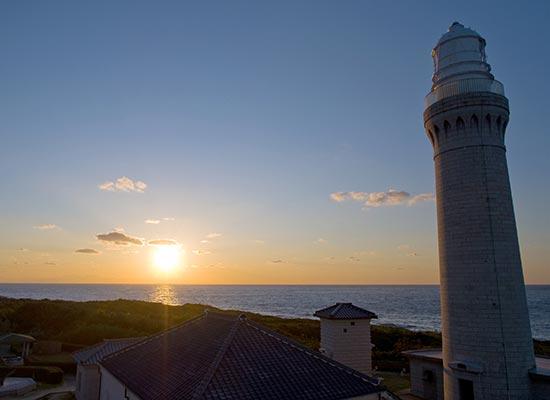角島灯台(イメージ)