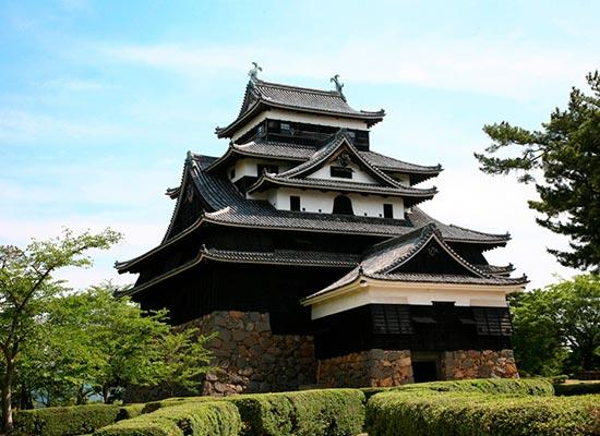 松江城(イメージ)