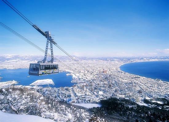 函館山からの景色(イメージ)