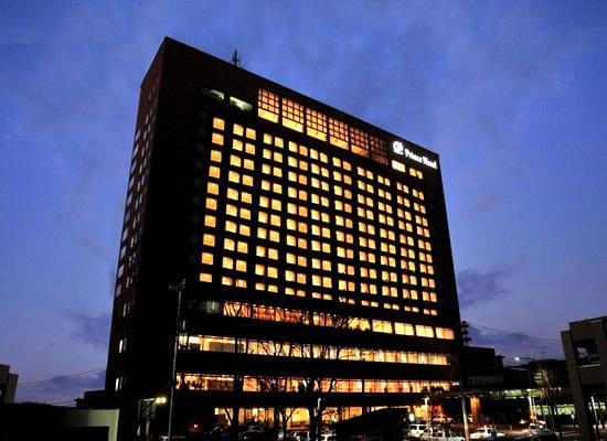 釧路プリンスホテル外観(イメージ)