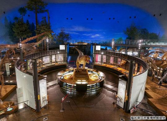 福井恐竜博物館(イメージ)