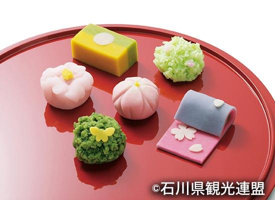和菓子(イメージ)