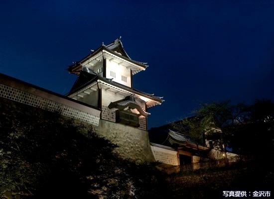 金沢城(イメージ)