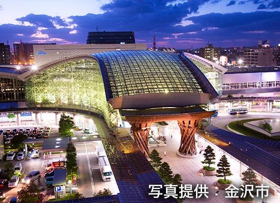 金沢駅(イメージ)