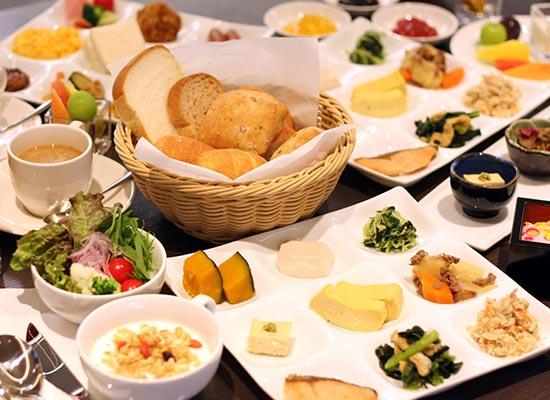 朝食バイキング(オプション/イメージ)