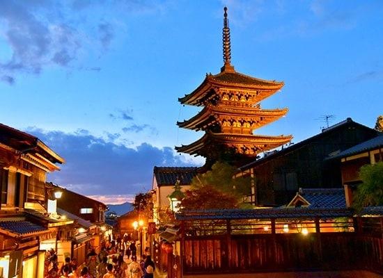 八坂の塔(イメージ)